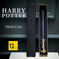 New Cosplay Dumbledore Old Wand Metal Core Harry Potter Magic Wand Harry Potter High Quality Gift