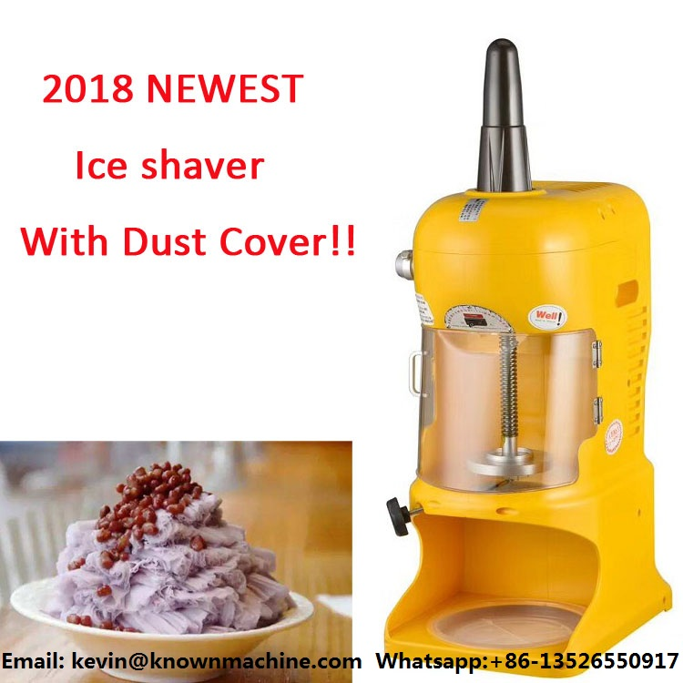 The 220V / 110V commercial ice shaver machine / ice planer / ice slush maker / ice block crusher with dust cover mini otg cable usb otg adapter micro usb to usb converter for tablet pc android samsung xiaomi htc sony lg