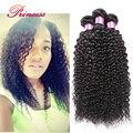 Малайзийский Странный Вьющиеся Волосы Лучших Девственных Малайзии Вьющиеся Волосы Природных Вьющихся Волос, Плетение Дешевые Афро Кудрявый Малайзии Волна Волос