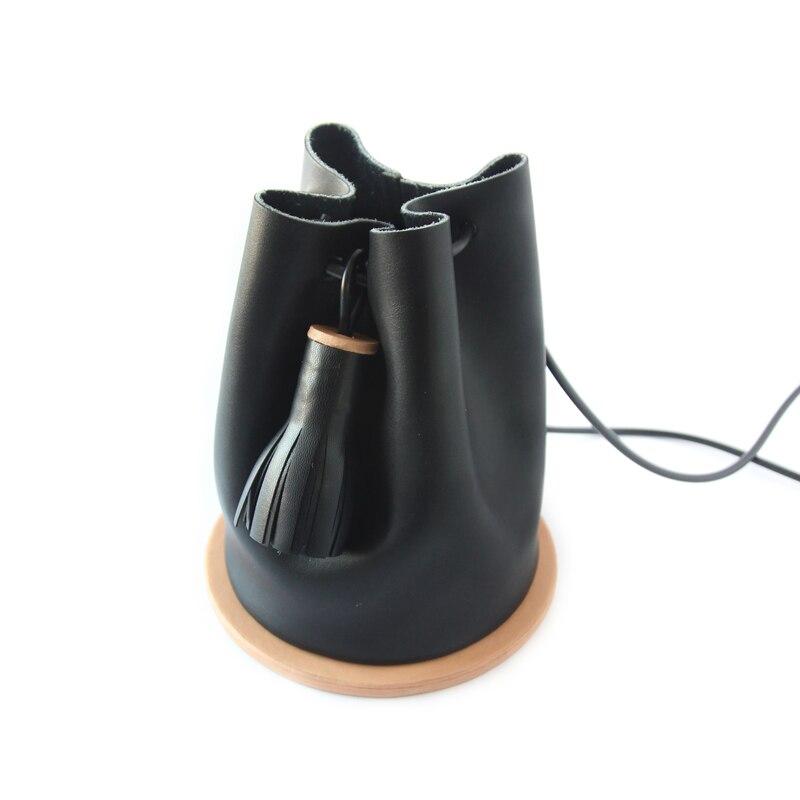 2016 Winter genuine leather women's  messenger bag cowhide girl's bucket one shoulder crossbody handbag LY-0144