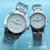 Stainless Steel Tactile Watch for Blind People or the Elderly Battery Operated