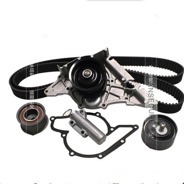 Timing Belt Kit Water Pump Tensioning Roller  Relay Roller for Audi