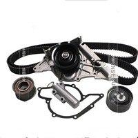 Timing Belt Kit Water Pump Tensioning Roller & Relay Roller for Audi A4 B6 S4 A6 C5 S6 A8 VW passat 2.4 2.8 SKoda superb