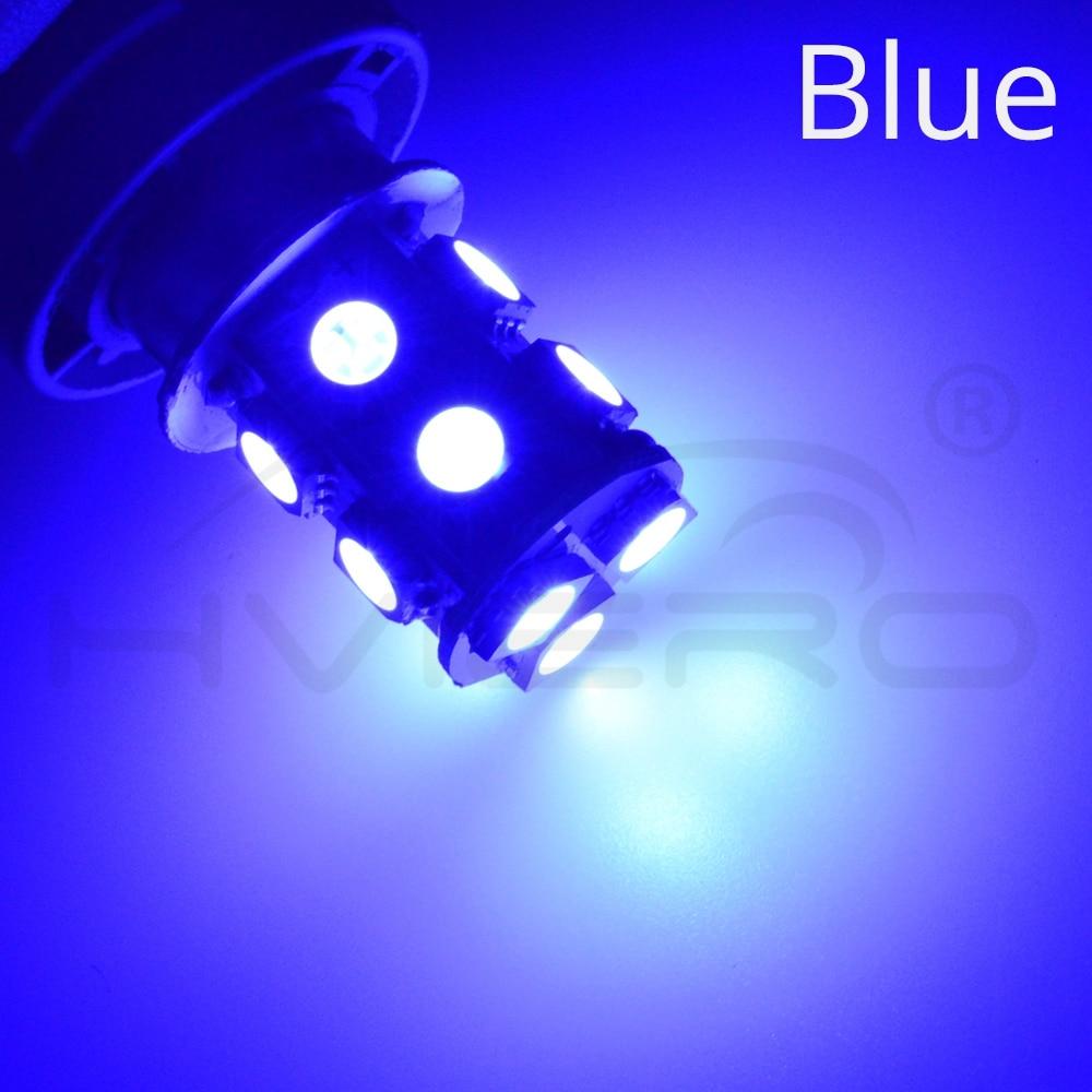 1156 BA15S 1157 BAY15D P21W BA15D 13Led 5050 Автомобильные светодиодные поворотные парковочные сигнальные огни, тормозные задние лампы, автомобильные задние лампы заднего хода, DC 12 В