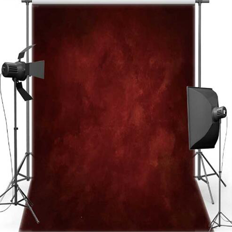 5x7ft Thin Vinyl cloth photography Backdrop red Background For Studio Photo Pure Color photocall Wedding backdrop MH-052 allenjoy thin vinyl cloth photography backdrop red background for studio photo pure color photocall wedding backdrop mh 052