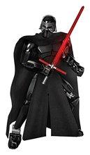 KSZ Star Wars 7 Minifigures Kylo Ren Captain Phasma Rey Poe Dameron Finn Figure toys building blocks compatible legoe