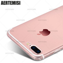 Crystal Clear  Case Cover for iPhone 5 5s SE 6 6s 7 Plus