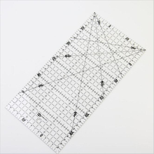 30cm * 15cm / Graphic Transparent Office Stationery And Student Supplies For Drawing Tools