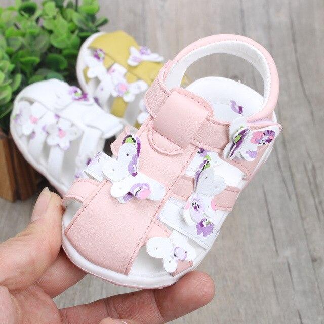 Bébé filles filles, en cuir sandales, Bébé chaussures pour les filles, filles bébé a28c19