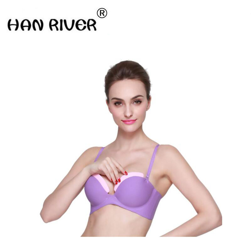 HANRIVER The breast  products of the chest massager products of the wireless charging electric breast augmentation device breast light detection device for the breast cancer self check up and breast clinical examination