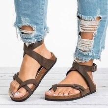 WENYUJH Adisputent 2019 Casual Shoes Women Sandals Flat Beac