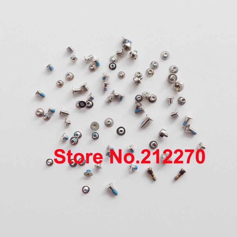 YUYOND 100set lot Original New Full Screws Set With 2pcs Bottom Screws For iPhone 7 Plus
