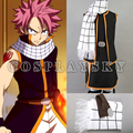 Fairy Tail Natsu Dragneel Cosplay Costume Full Set With Scarf
