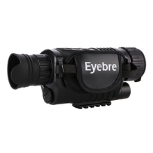 Wholesale Eyebre 5 x 40 Infrared Digital Night Vision Telescope High Magnification with Video Output Function Hunting Monocular 200m View
