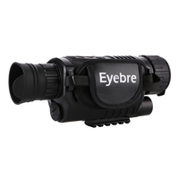 Eyebre 5 X 40 Infrared Digital Night Vision Telescope High Magnification With Video Output Function Hunting