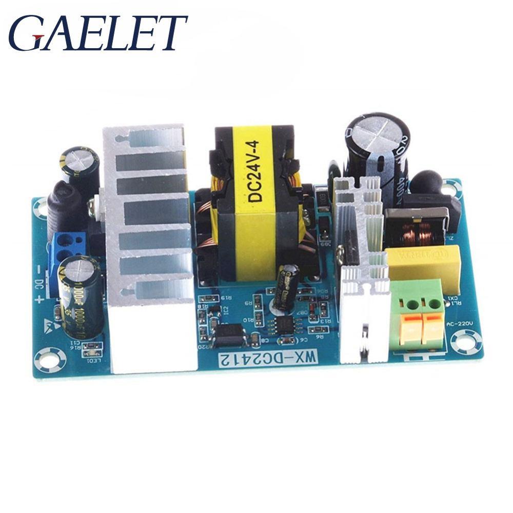 Power Supply Module AC 110v 220v to DC 24V 6A AC-DC Switching Power Supply Board WX-DC2412 ACDC Power Module Power Supply ZK30