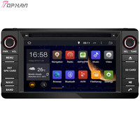 Topnavi 7'' Octa Core 2GB RAM Android 6.0 Car Radio Stereo GPS for MITSUBISHI OUTLANDER/LANCER/ASX 2013 Audio DVD Player