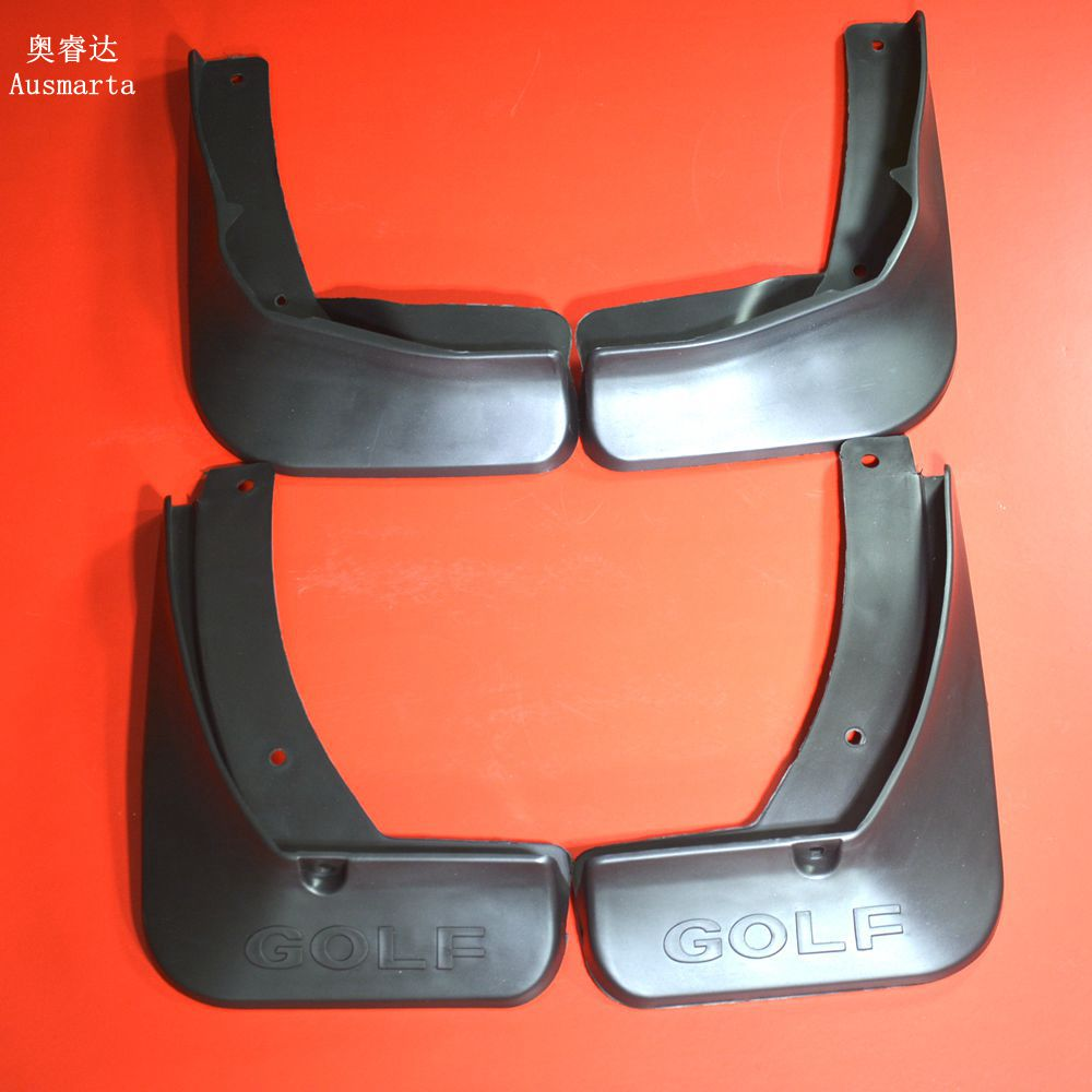 4 Pcs For vw golf 7 2014 2015 2016 year Auto fender fenderboard ...