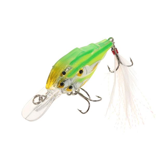 Crankbait Baitfish 4in1 M76