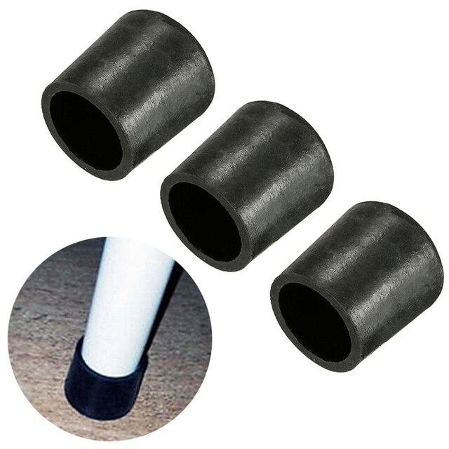 Non-slip Pés de Plástico Cadeira Almofadas Anti Raspe Móveis Pernas Pés De Mesa Tampas Protetor Piso Pernas De Plástico para Móveis