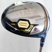 Cooyute Neue mens Golf fahrer HONMA S-06 3 star fahrer clubs 9,5 oder 10,5 loft Golf Clubs treiber Graphit Golf welle Kostenloser versand