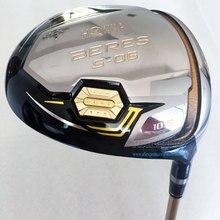 Cooyute новые мужские гольф водителя Хонма S-06 3 звезды Драйвер клубы 9,5 или 10,5 loft Гольф-клубы графит драйвер Ручка клюшки для гольфа бесплатная доставка
