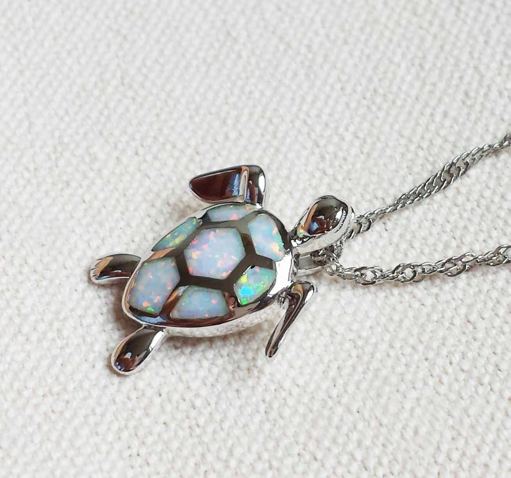 sea-turtle-white-fire-opal-pendant 2 - Copy