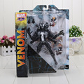 21 cm DST Marvel Select The Amazing Spider-man 2 Venom PVC Action Figure Toy Collcetion Modelo