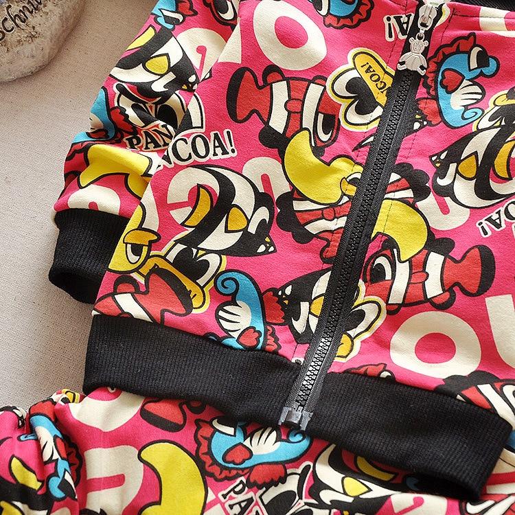 2019 бебе момче момиче дрехи, 2pcs деца - Детско облекло - Снимка 2