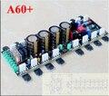 Wei Liang A60 + Ссылка Золотой голос A60 текущий отзыв усилитель мощности высокая мощность DIY kit amp board