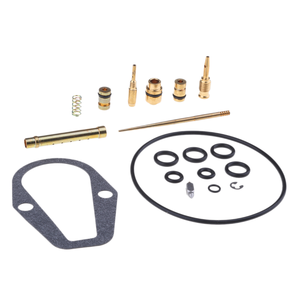 1 Set Carburetor Repair Kit For Walbro Carburetor Repair Kit For Honda XL250 1972 -1975 Motorcycle Carburetor Rebuild Kit
