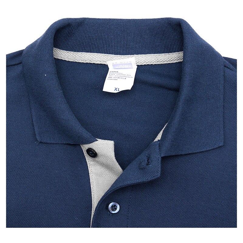 Mens Polo Shirt Brands Clothing short Sleeve Summer Shirt Man Black Cotton Polo Shirt Men Plus Size Polo Shirts 53