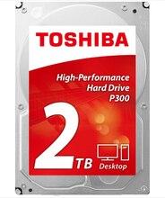 Toshiba HDD 2TB Sata3 Desktop 7200rpm Internal Hard Drive Hard Drive HDD Sata hdd Disk PC