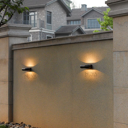 Online Shop 5W outdoor indirect wall lamp LED exterior wall light ...