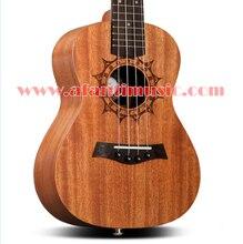 23 inch 4 strings Afanti Music Mayan Prophecy style Ukulele (AUK-155)