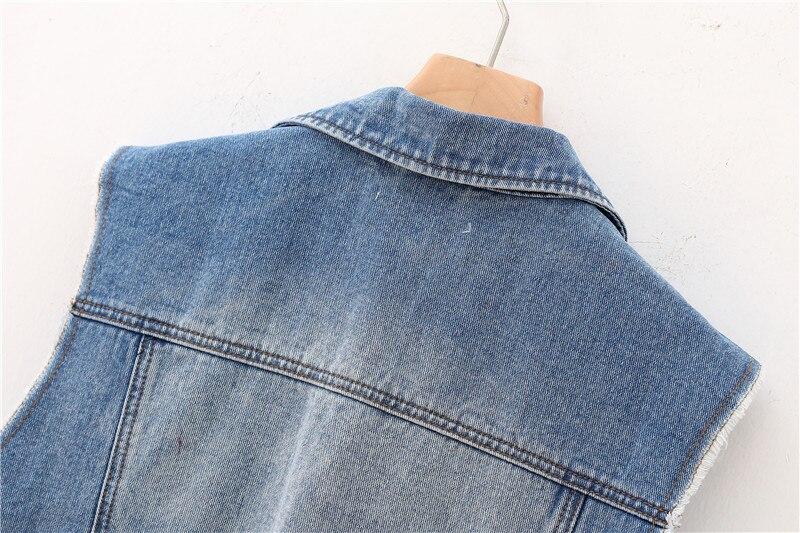 Pour Style Taille Manteau Bleu Femmes Décontracté Jean Base Hiver Veste Long De En Fit Lâche Grande Oversize xx0wUR