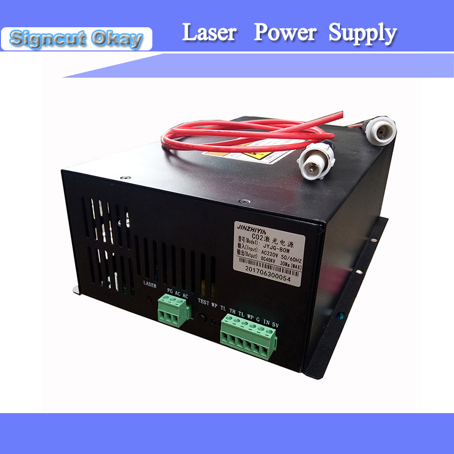 Practical 60 Co2 Laser 60w Power Supply Hair Extensions & Wigs