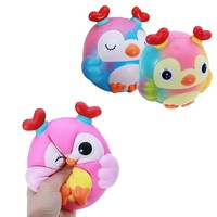 Kids Popular Kawaii Chicks Squishies Jumbos Slow Rising Anti Stress Break Phone Toy Squeeze Toys For