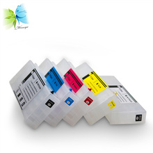 700ml Empty Refill ink cartriges for Epson T3000 T5000 T7000 printer
