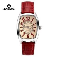 Casima Брендовые женские часы водонепроницаемые прямоугольные