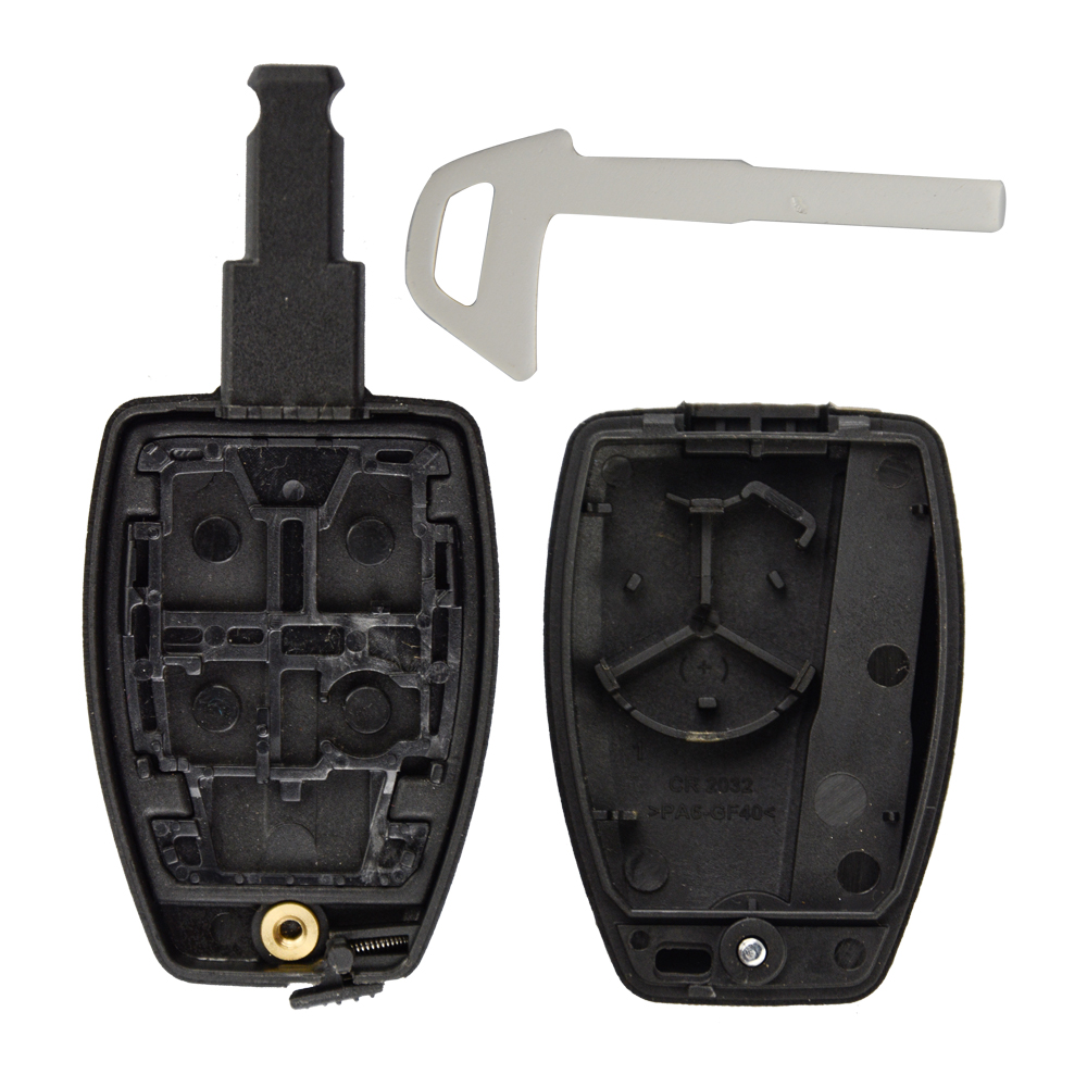 Image 5 - OkeyTech ключа Shell для Volvo XC70 XC90 V50 V70 S60 смарт карты 5 кнопки ключа автомобиля чехол Корпус с вставьте лезвие для Volvo-in Ключ авто from Автомобили и мотоциклы