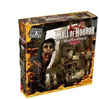 mall of horror The zombie mall 3 6 Players Family Game For Children With Parents Funny Puzzle Game for Gift