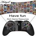 Newgame n1 pro icade bluetooth sem fio do jogo joystick gaming controller gamepad para iphone android phone/tablet/pc/caixa de tv