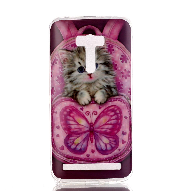 Accesorios de moda Del Teléfono coque para Asus Zenfone 2 Láser ZE550KL concha p