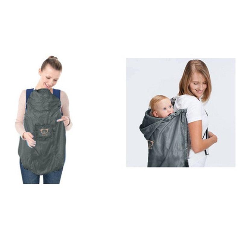 Brand Baby Backpacks Kids Sling Waterproof Windproof Cloak Wrap Mantle Cover Warmth For Every Season