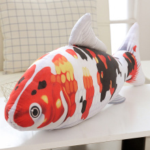 1PC Artificial Fish Plush Pet Cat Puppy Dog Toys Sleeping Toy Mint Catnip Cute Tank Aquarium Decoration Gifts