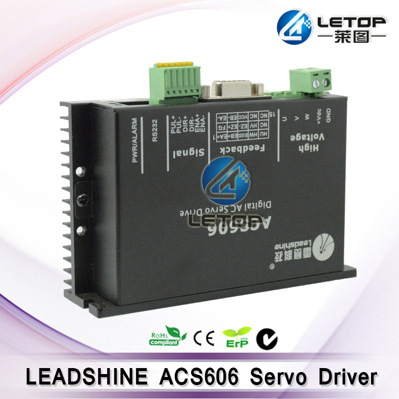 inkjet printer servo driver ACS606 for solvent printer 4 bits 3 ways printhead cleaning valves for solvent inkjet printer