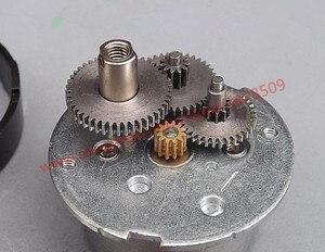 Caja de cambios y caja de engranajes reductora, Micro motor de CC de metal de alta calidad, 1 Juego, 300