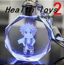 Fairy Tail Crystal Key Chain