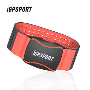 iGPSPORT Arm Photoelectric Heart Rate Monitor LED light warning HR60 Heart Rate Monitor Support bicycle Computer & Mobile APP - DISCOUNT ITEM  30% OFF All Category